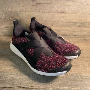 Adidas FortaRun X CF K Running Shoes Black Pink
